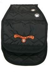 Circle Y Circle Y Saddle Bag-Insulated Black Large