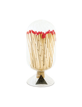Skeem Design Helix Match Cloche Red Tipped Matches