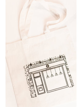 4imprint Washington General Tote Bag