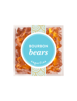 Sugarfina Bourbon Bears - Small