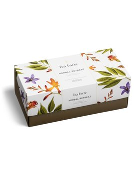 Tea forte Herbal Retreat Petite Presentation Box