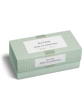 Tea forte Green Tea Assortment Presentation Box