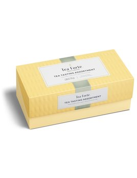 Tea forte Tea Tasting Assortment Presentation Box