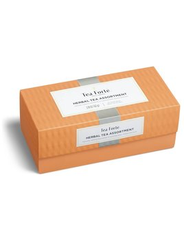 Tea forte Herbal Tea Assortment Presentation Box