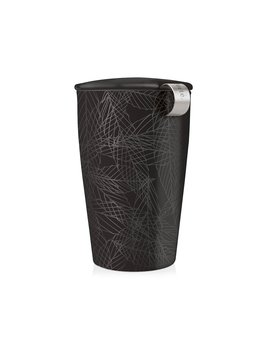 Tea forte Kati Cup & Infuser Noir