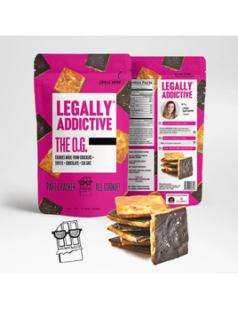 Legally Addictive The OG Cracker Cookie