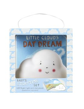 CR Gibson Little Cloud Day Dream - Nightlight/ Board Book Gift Set