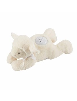 Mudpie Lightup Plush Lamb