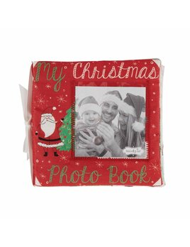 Mudpie Christmas Photo Album Book