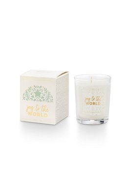 Illume Good Cheer Boxed Votive - Joy To The World