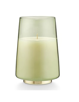Illume Evergreen Winsome Glass Candle