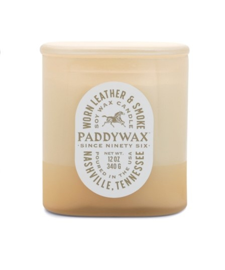 Paddywax Vista Glass Candle