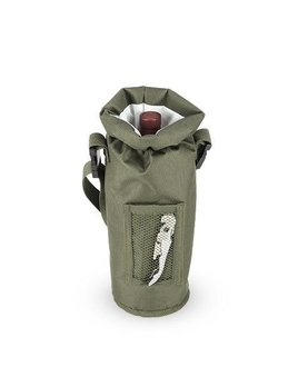 True Grab & Go Insulated Bottle Carrier - Olive