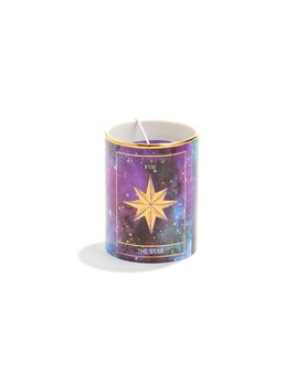 Two's Company Tarot Scented Candle w/ Charm
