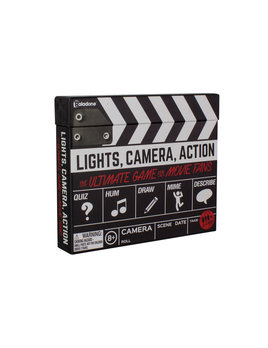 Paladone Lights Camera Action