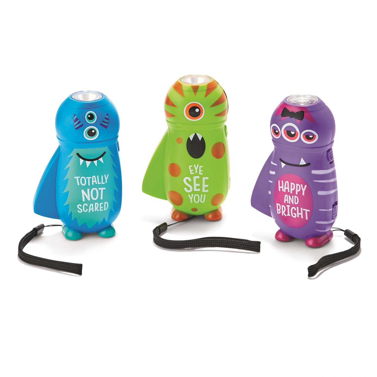 Two's Company Monster Flashlight