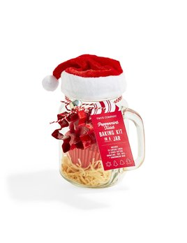 Two's Company Holiday Baking Kit in Jar