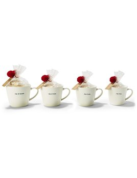 Two's Company Mug with Star Marshmallows