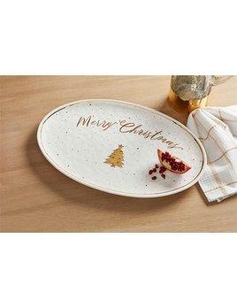 Mudpie Splatter Tree Platter