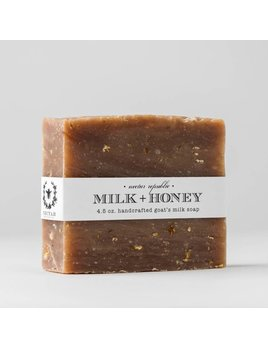 Nectar Republic Milk + Honey : Bath Soap