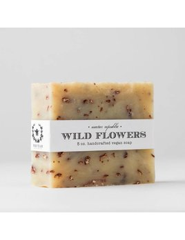 Nectar Republic Wildflowers : Bath Soap