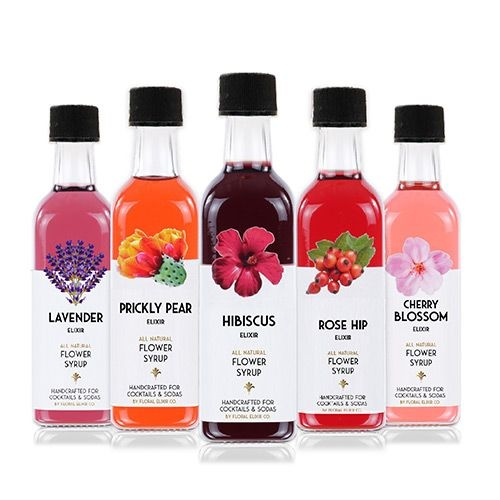 Floral Elixir Co. Flower Cocktail Kit - For Vodka