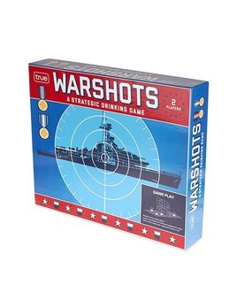 True Warshots Drinking Game