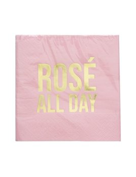 True Rose All Day Napkin