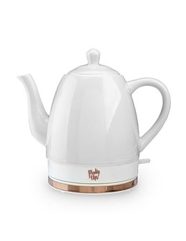 True Noelle Grey Ceramic Electric Tea Kettle