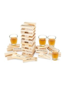 True Stack Group Drinking Game