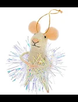 Indaba New Year's Eva Ornament