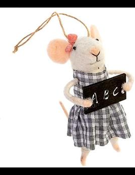 Indaba Schoolgirl Stella Ornament