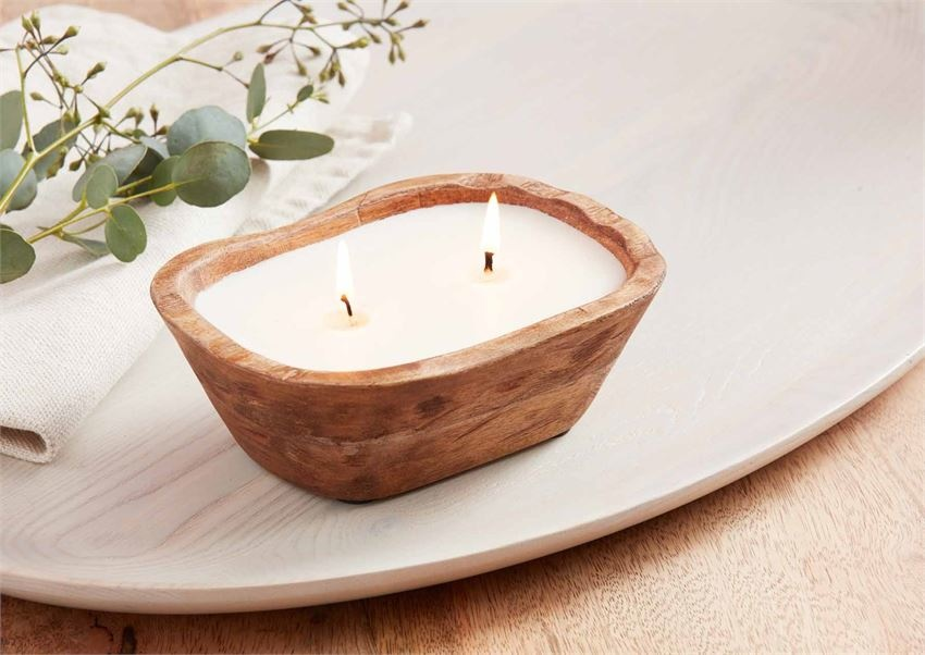 Mudpie Dough Bowl Candle