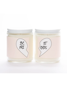 Ginger June Candle Co. Best Friends Candle Candle Set - Standard Jar