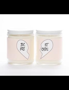 Ginger June Candle Co. Best Friends Candle Set - Standard Jar