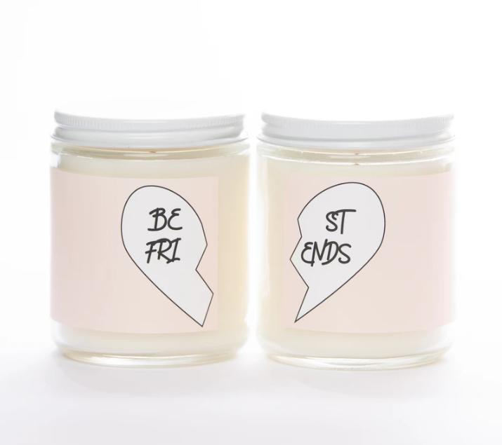 Ginger June Candle Co. Best Friends Candle Candle Set - Standard Jar