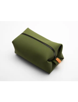 Tooletries Koby Bag - Olive Dopp Kit