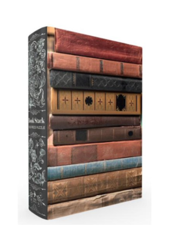 Gibb Smith Book Stack Puzzle