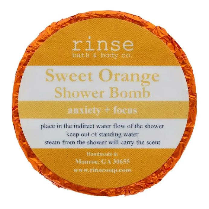 Rinse Bath Body Inc Shower Bomb