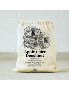 Farm Steady Apple Cider Doughnut Baking Mix in Bag