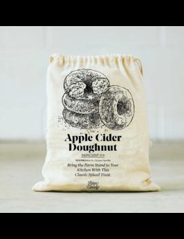 Farm Steady Apple Cider Doughnut Baking Mix in Bag