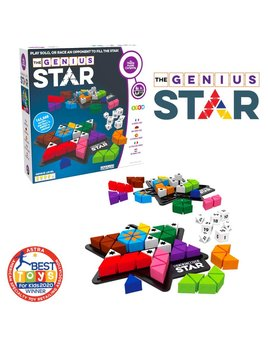 MukikiM The Genius Star Game