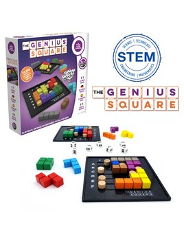MukikiM The Genius Square Game