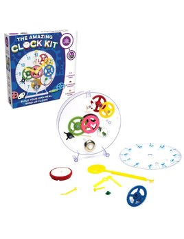 MukikiM The Amazing Clock Kit