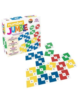 MukikiM Number Jumble Game