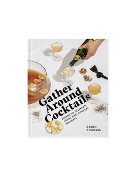 W & P Design Gather Around Cocktails Book