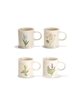 Two's Company Wild Flower Mug