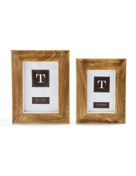 Two's Company Wide Border Frames