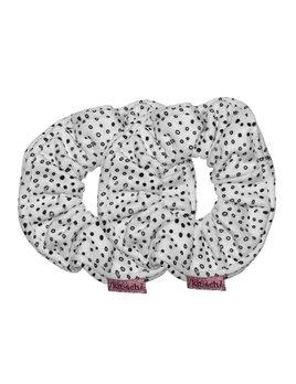Kitsch Microfiber Scrunchies - Micro Dot