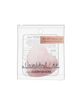 Kitsch Healing Crystal - Rose Quartz